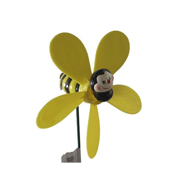 High Quality Garden Decor  Windmill Bee